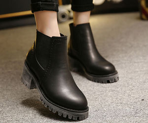 ankle boots, black boots, and wholesale7 image
