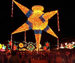 christmas and mexico image