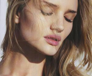 rosie huntington-whiteley, Burberry, and model image