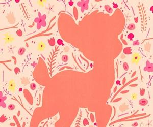 bambi, disney, and wallpaper image