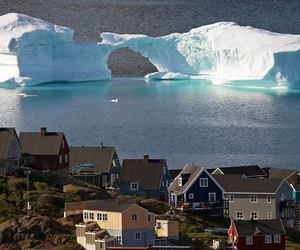 climate change, greenland, and cop21 image