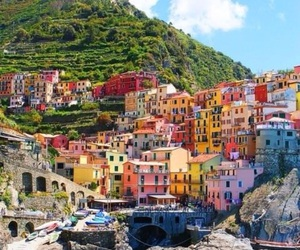italy, travel, and house image