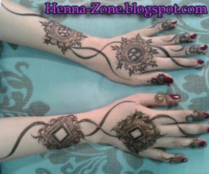 art, henna, and mhendi image