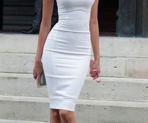 body, dress, and classy image