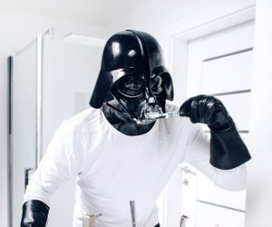 darth vader, simple life, and one day image