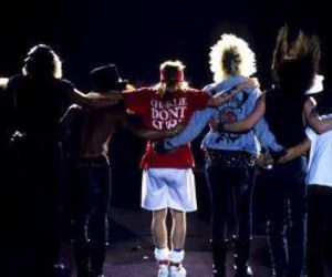 axl rose, guns n' roses, and rock image