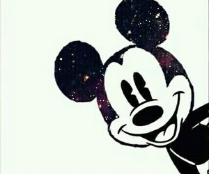 wallpaper, disney, and mickey image