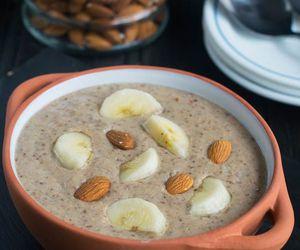 almond, banana, and creamy image