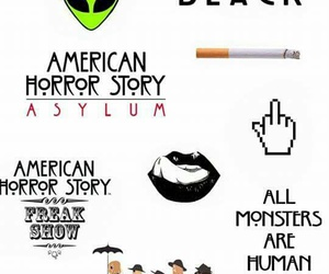 coven, freak show, and ahs image