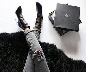 fashion, shoes, and beauty image