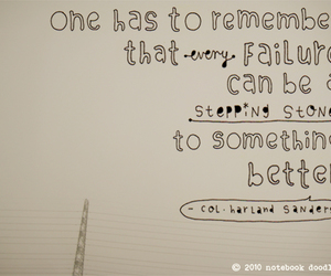 failure and remember image