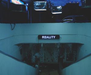 reality, grunge, and dark image