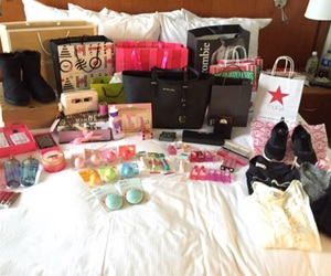 bags, eos, and baby lips image