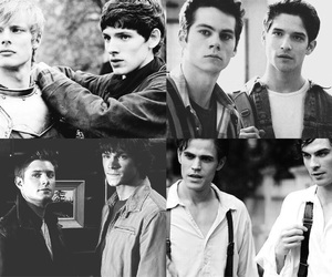 merlin, supernatural, and the vampire diaries image