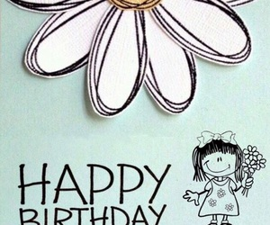 happy birthday, margarita, and ramo image