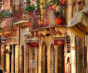 italy, sicily, and travel image