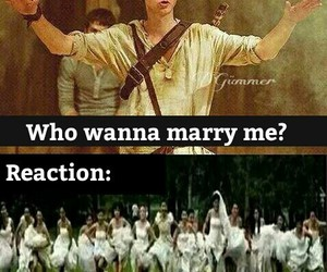 newt, the maze runner, and marry image