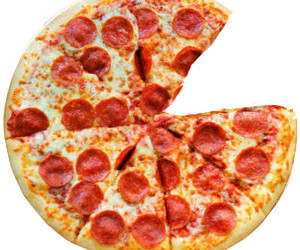 food, pizza, and png image