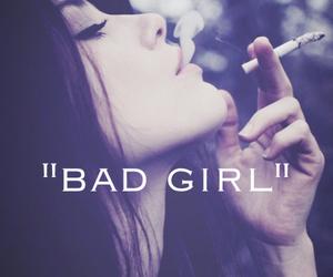 bad girl, broken heart, and sadness image