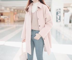 asian fashion, cute jacket, and fashion image