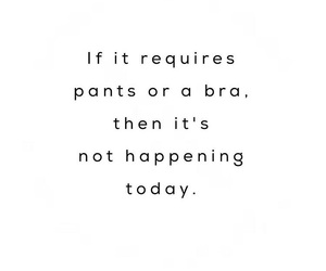 bra, pants, and today image