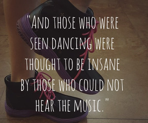 be yourself, dance, and freedom image