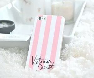 Victoria's Secret, iphone, and pink image