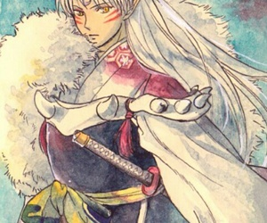 inuyasha and sesshomaru image