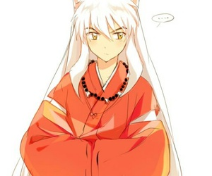 inuyasha, anime, and sweet image