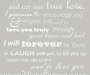 love, quote, and forever image