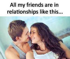 couple, crush, and facebook image