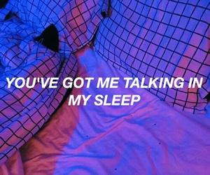 grunge, sleep, and quotes image