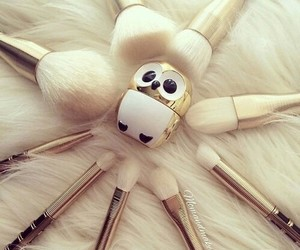 cute, make up, and beauty image