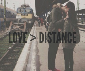 amor infinito, fuck distance, and distancia image