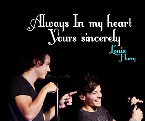 larry, louis tomlinson, and larry stylison image