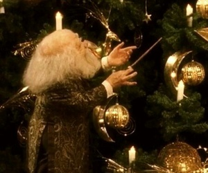christmas, harry potter, and new year image