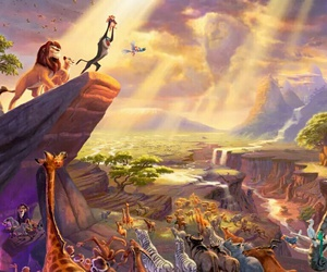 disney, the lion king, and lion king image