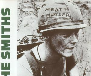 the smiths, meat is murder, and war image