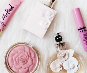 girly, makeup, and beauty image