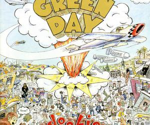 green day, dookie, and music image