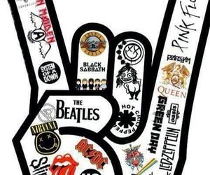 rock, nirvana, and music image