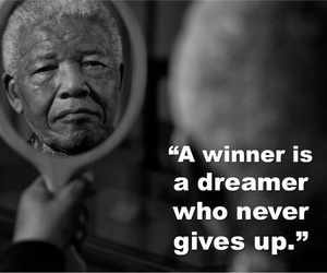 dreamer, never give up, and inspiration image