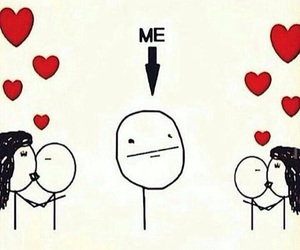 alone, me, and forever alone image
