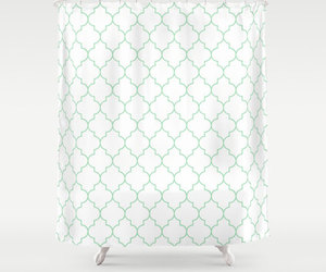 etsy, mint green, and bathroom decor image