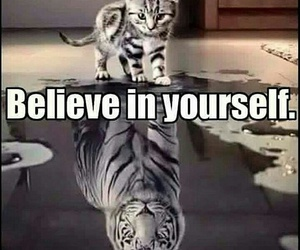 believe and cute image