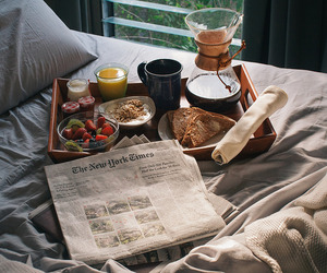 breakfast, food, and morning image