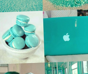 tumblr, turquoise, and wallpaper image