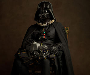 darth vader and star wars image