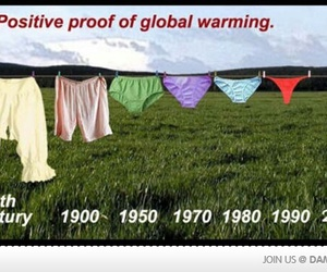 funny, global warming, and underwear image