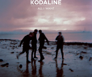 kodaline, all i want, and music image